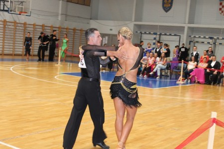 Plesačka elita u Gospiću