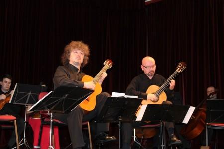 Kvartet gitara u ponedjeljak za kraj 18.gospićkih glazbenih večeri
