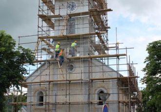 Obnavljaju se Perušićke crkve