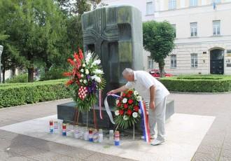 Gospićki SDP obilježio Dan državnosti