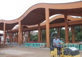 Radovi na gradnji tržnice uskoro završavaju