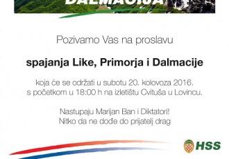 Račić na Cvituši još jednom spaja Liku,Primorje i Dalmaciju