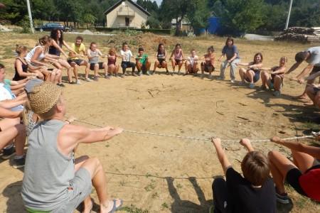 Volonterski kamp u Velikom Žitniku
