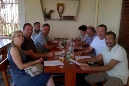 Dogovori oko  susreta ribara Hrvatske obrtničke komore