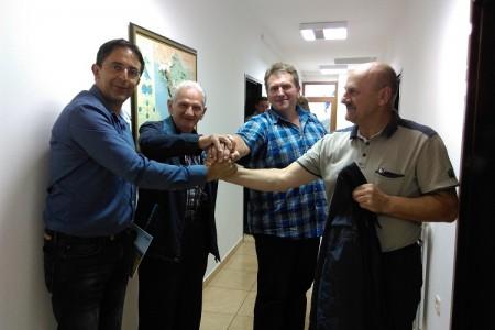 Važna podrška Hrvoju Račiću u Brinju