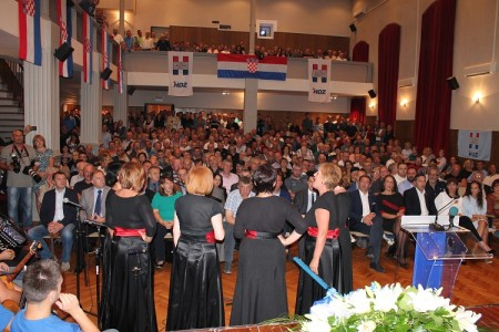 Veliko finale Milinovićeve kampanje