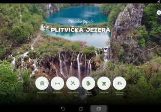 Plitvička jezera izradila najsuvremeniju mobilnu aplikaciju namijenjenu turistima