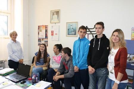 Gospićki gimnazijalci vratili se iz Poljske