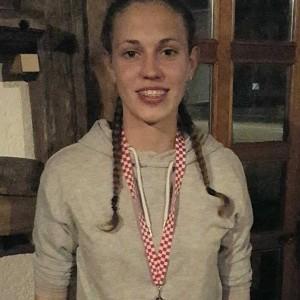Mirna Dasović sjajna druga na državnom prvenstvu