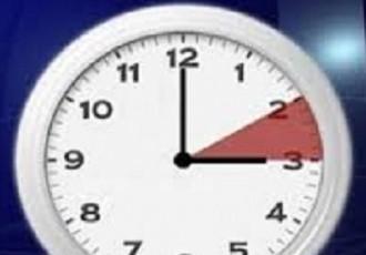"Noćas ""vratite vrijeme"" jedan sat unatrag"