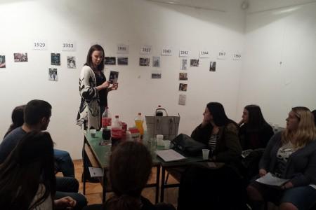 Gospićki gimnazijalci vode vas kroz izložbu o Anne Frank