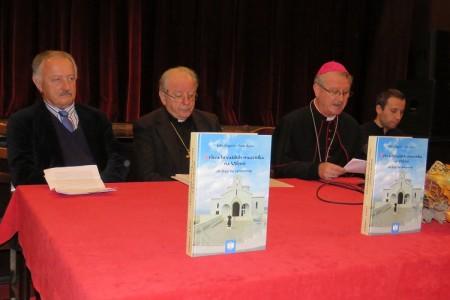 Bog je bio uz  Bogovića dok je gradio Crkvu hrvatskih mučenika