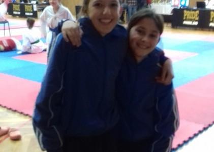 Odličan nastup članica Taekwondo kluba Lički Osik