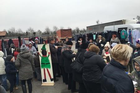 Školarska humanost u Perušiću