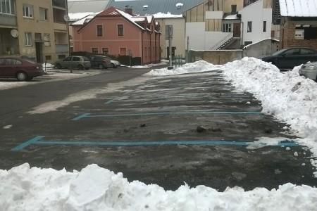 Naplata parkirališta u Gospiću- čisti promašaj!!!