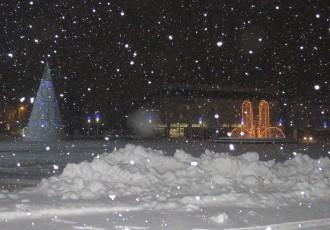 Pao prvi ovogodišnji snijeg