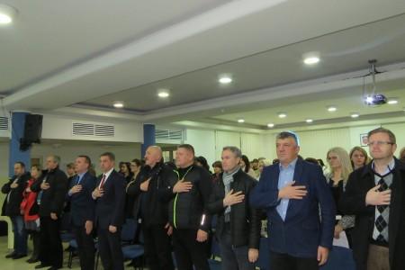 HDZ-ova mašinerija:96%-tni odaziv žena na izbornu skupštinu
