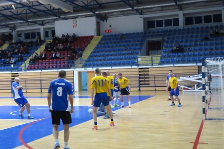 U finalu veteranske lige igrati će Torpedo-Pekarna Tušak