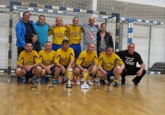 Pekarna Tušak apsolutni pobjednik Veteranske malonogometne lige