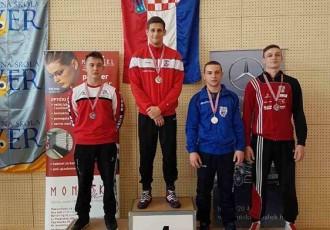Roko Jagar brončani na državnom prvenstvu