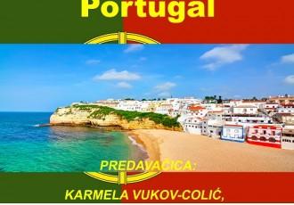 Karmela Vukov Colić- predstavlja vam Portugal