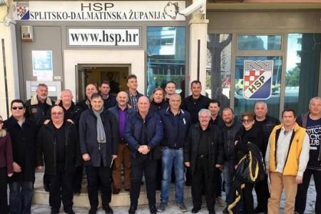 HSP se širi u Dalmaciji