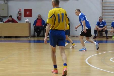 Dragan Zeba i Pekarna Tušak na vrhu veteranske lige