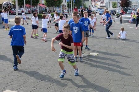 Gospićki rukometaši obilježili Svjetski dan sporta