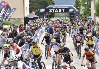 S Plitvica krenuo brdsko-biciklistički serijal Husqvarna Adria bike series