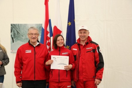 Gospićki Crveni križ među 5 najboljih u zemlji!!!