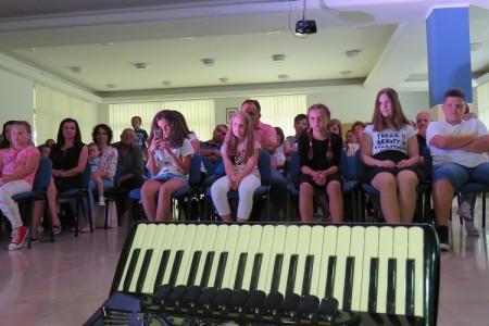 Glazbena poslastica Gospićkog glazbenog centra