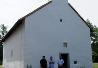 Mušalučka crkva Duha Svetoga dobila novi krov