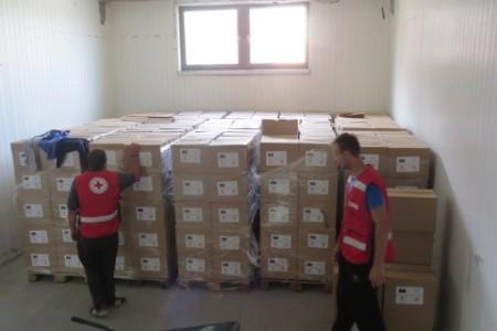 Zahvaljujući Crvenom križu potrebitima u županiji osigurano 700,000 kuna