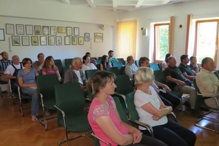 Botanički vrtovi su velika mogućnost za turizam,ali u Hrvatskoj nisu ni zakonom uređeni!!!