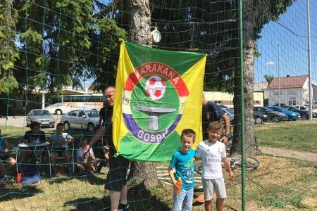 Sport i druženje okupili sadašnje i nekadašnje stanovnike Marakane u Gospiću