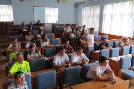 Održan prvi službeni sastanak građana i gradonačelnika Starčevića