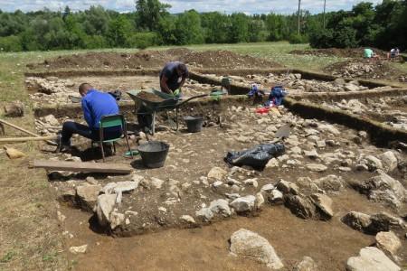 Ribnik, arheološko nalazište poznato i u Europi!!!