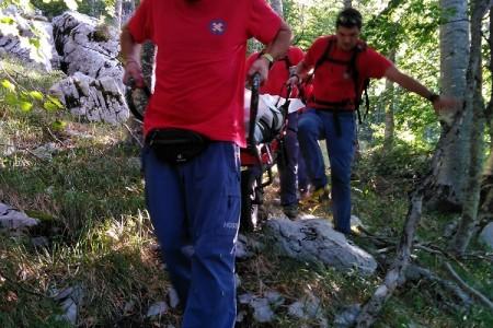 """Svakodnevica gorskih spašavatelja, spašavaju žive, prenose mrtve"""""""