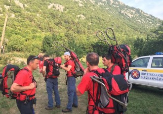 Nema mira za gospićku stanicu Gorske službe spašavanja