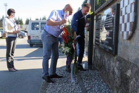 Zahvaljujući novoj gradskoj vlasti žrtve partizanskih totalitarnih režima imati će svoj mir i dostojan spomen