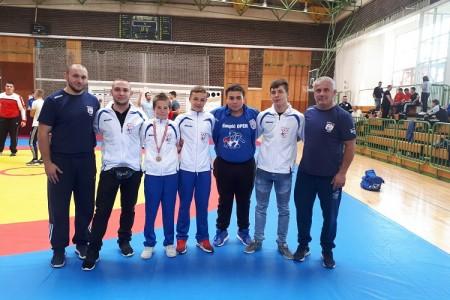 Frane Radošević brončani na državnom prvenstvu!!!