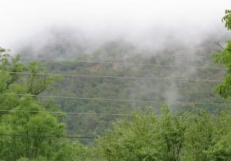U Gospiću u  24 sata palo 124 milimetra kiše!!!