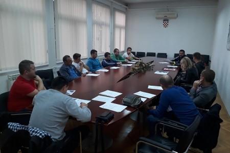 Odličan rad trenera i kluba doveo do velike i jake rukometne baze RK Gospić