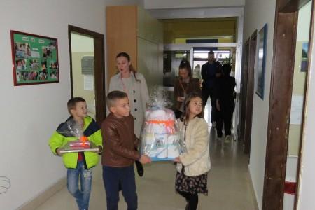 Opća bolnica Gospić i Društvo Naša djeca zajedno za što ugodniji boravak djece na Dječjem odjelu