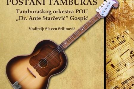 Poziv učenicima osnovne škole na upis u Tamburaški orkestar