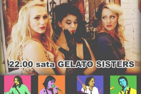 Novu godinu dočekajte u Pučkom u Gospiću uz Gelato sisters i Spice grills. Svakako dođite!!!