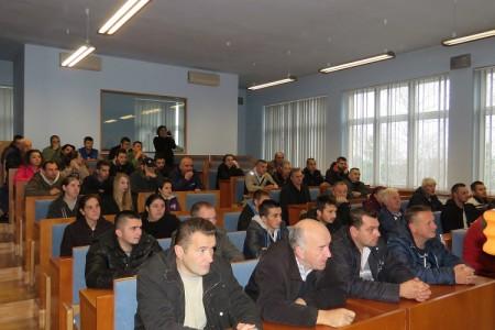 Čak 46 osoba uključeno u zimske javne radove u Gospiću!!!