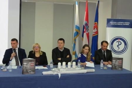 U Gospiću predstavljena knjiga o patnjama i herojima ratne bolnice u Vukovaru