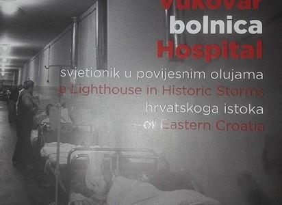 Večeras u Gospiću predstavljanje knjige o herojima Domovinskog rata, o Vukovarskoj bolnici!!!
