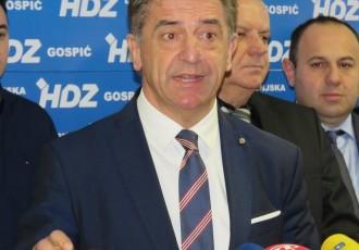 VIDEO:Milinović novinarima objašnjava razloge svoje ostavke s mjesta  predsjednika HDZ-a